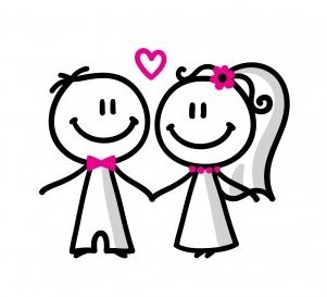 getting-married-clipart-1